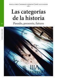 LAS CATEGORIAS DE LA HISTORIA - PASADO, PRESENTE Y FUTURO
