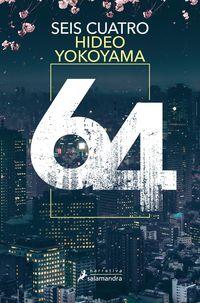 seis cuatro - Hideo Yokoyama