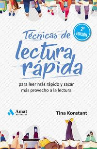 TECNICAS DE LECTURA RAPIDA - PARA LEER MAS RAPIDO Y SACAR MAS PROVECHO A LA LECTURA