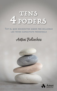 TENS 4 PODERS - TOT EL QUE NECESSITES SABER PER MILLORAR LES TEVES CAPACITATS PERSONALS