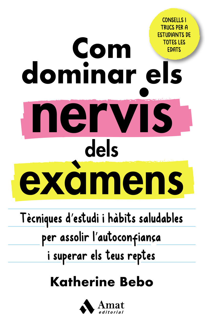 COM DOMINAR ELS NERVIS ALS EXAMENS