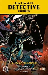 BATMAN: DETECTIVE COMICS 3 - LA LIGA DE LAS SOMBRAS