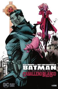 BATMAN - LA MALDICION DEL CABALLERO BLANCO 3