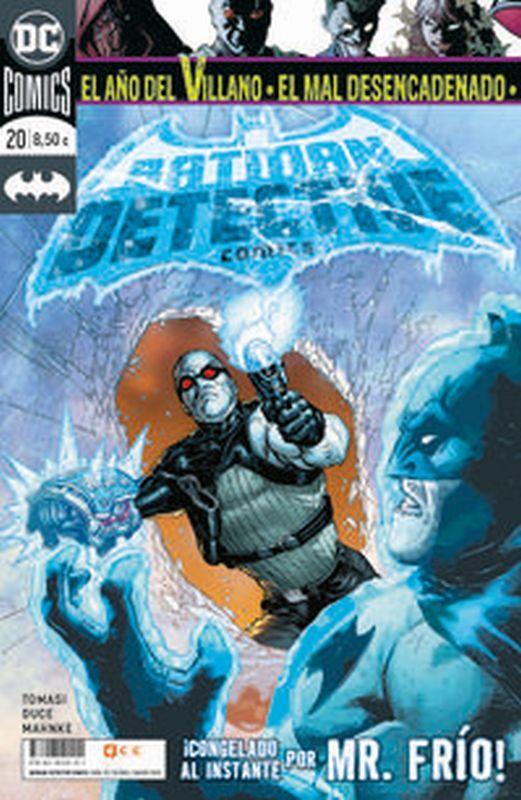 BATMAN: DETECTIVE COMICS 20 (RENACIMIENTO)