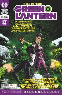 GREEN LANTERN 93 / 11 (GRAPA)