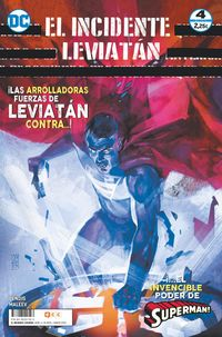Incidente Leviatan, El 4 - Brian Michael Bendis