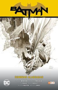 BATMAN - SOMBRAS ALARGADAS - / BATMAN RENACIDO 4