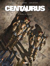 CENTAURUS 3 - TIERRA EXTRAÑA