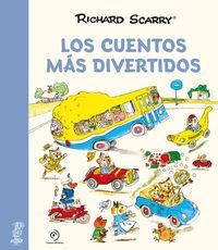 Los cuentos mas divertidos - Richard Scarry