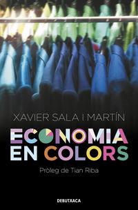 Economia En Colors - Xavier Sala I Martin