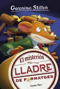 MISTERIOS LLADRE DE FORMATGES, EL