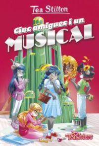 CINC AMIGUES I UN MUSICAL