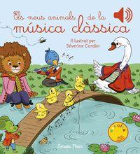 MEUS ANIMALS DE LA MUSICA CLASSICA, ELS