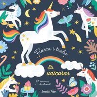 rasca i troba - els unicorns - 8 escenes + 1 bastonet - Aurore Meyer