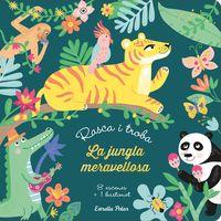 rasca i troba - la jungla meravellosa - 8 escenes + 1 bastonet - Aurore Meyer