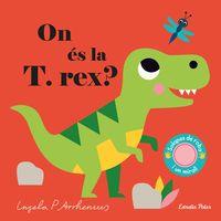 ON ES LA T. REX?