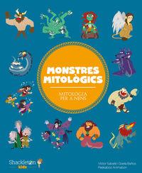 MONSTRES MITOLOGICS