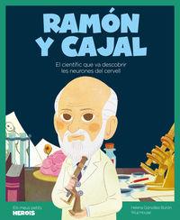 RAMON Y CAJAL - EL CIENTIFIC QUE VA DESCOBRIR LES NEURONES QUE TENIM AL CERVELL