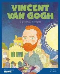 VINCENT VAN GOGH - EL GRAN ARTISTA INCOMPRES