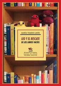 LEO Y EL RESCATE DE LOS LIBROS VACIOS