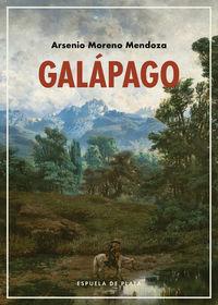 Galapago - Arsenio Moreno Mendoza