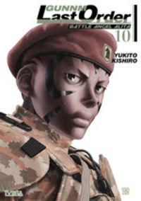 Gunnm Last Order 10 - Yukito Kishiro
