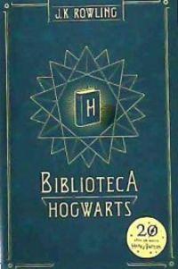 (ESTUCHE) BIBLIOTECA HOWARTS