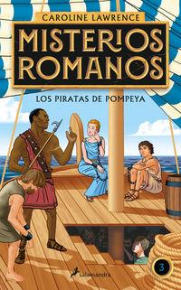 MISTERIOS ROMANOS 3 - LOS PIRATAS DE POMPEYA