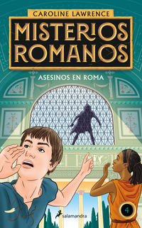 MISTERIOS ROMANOS 4 - ASESINOS EN ROMA