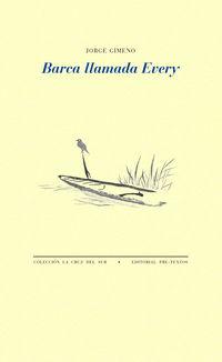 barca llamada every - Jorge Gimeno