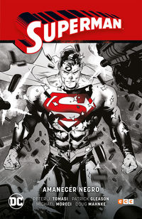 SUPERMAN 5 - AMANECER NEGRO