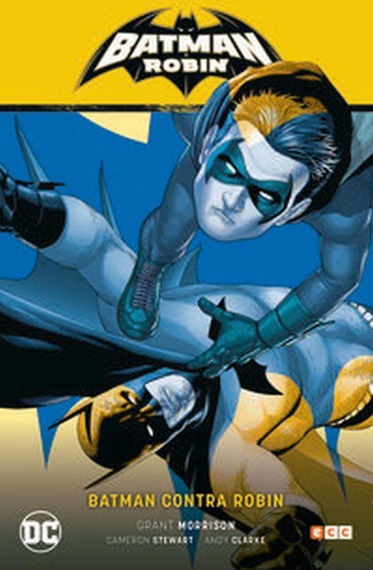 BATMAN Y ROBIN 2 - BATMAN CONTRA ROBIN