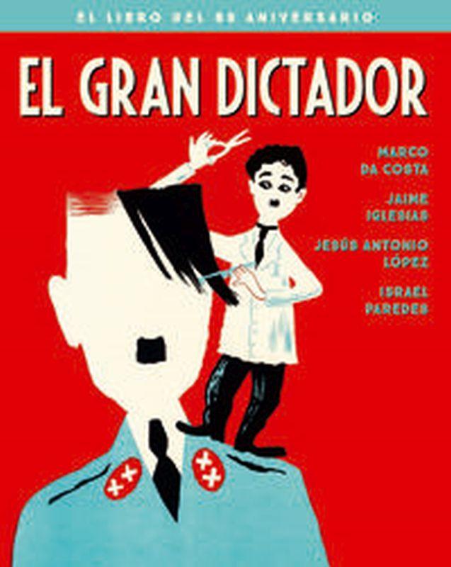 GRAN DICTADOR, EL - LIBRO DEL 80 ANIVERSARIO
