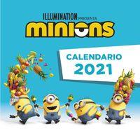 CALENDARIO DE LOS MINIONS 2021, EL