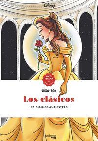 MINIBLOCS-LOS CLASICOS DISNEY