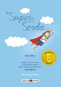 Supersorda (novela Grafica) - Cece Bell