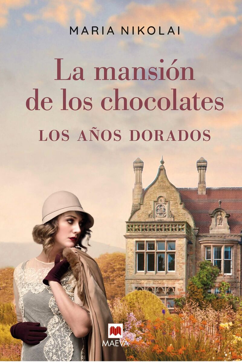 Años Dorados, Los - La Mansion De Los Chocolates 2 - Maria Nikolai