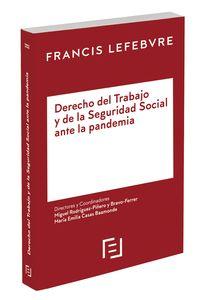 derecho del trabajo y de la seguridad social ante la pandemia - Aa. Vv.
