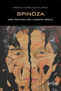 SPINOZA - UNA POLITICA DEL CUERPO SOCIAL