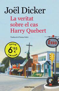 VERITAT SOBRE EL CAS HARRY QUEBERT, LA