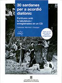 30 SARDANES PER ACORDIO DIATONIC (+CD)