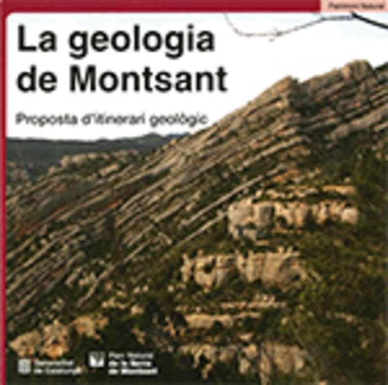 GEOLOGIA DEL MONTSANT, LA - PROPOSTA D'ITINERARI GEOLOGIC