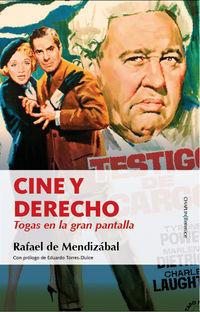 CINE Y DERECHO - TOGAS EN LA GRAN PANTALLA