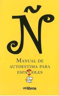 MANUAL DE AUTOESTIMA PARA ESPAÑOLES