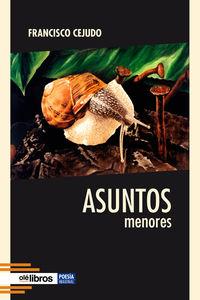 ASUNTOS MENORES