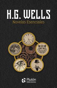 novelas esenciales de h. g. wells - H. G. Wells