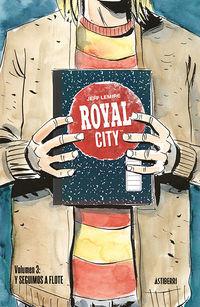 Royal City 3 - Y Seguimos A Flote - Jeff Lemire
