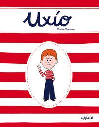Uxio (premio Castelao De Comic 2019) - Martin Romero