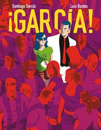 ¡GARCIA! 3 - EN CATALUNYA
