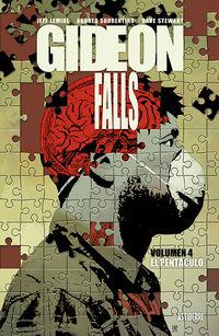 GIDEON FALLS 4 - EL PENTACULO